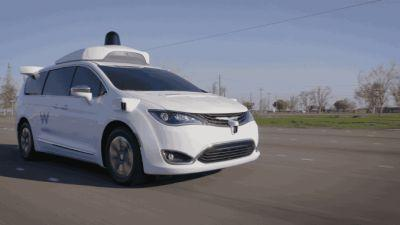 Waymo reveals completely homegrown sensor suite for Pacifica autonomous test car