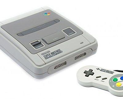 PAL Super Nintendo Games Have Been Added