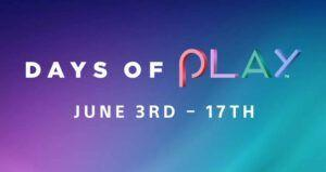 PlayStation's big June Days of Play sale offers discounts on games, accessories and memberships