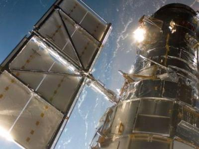 Hubble Operations Suspended While NASA Investigates Gyro Issue
