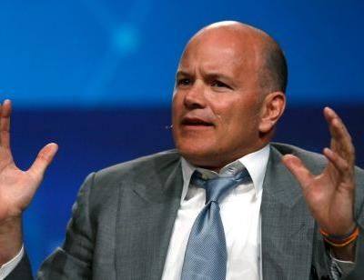 Mike Novogratz has poached a Citi veteran and star wrestler to head up his crypto-bank's trading desk