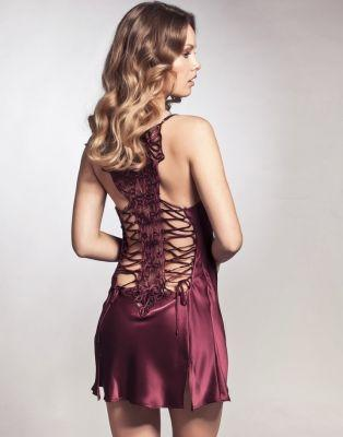 LIKE: Soie Unie Nightdress. Just Look At The Back!