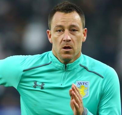 John Terry appointed Aston Villa assistant as Smith named manager