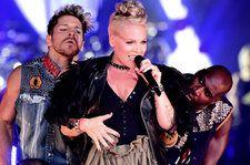 Pink Soars, Seeks Out Leprechauns & Charms the Crowd During Beautiful Trauma Show