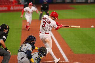 Cardinals offense explodes for nine runs in game two of doubleheader vs. Brewers