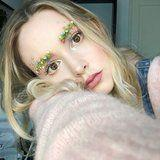 We Can't Stop Staring at the Latest Instagram Beauty Trend: Garden Brows