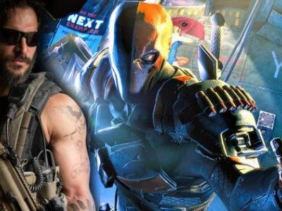 Deathstroke Movie Is Happening with Joe Manganiello