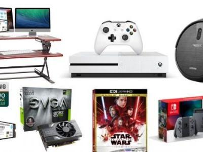 ET Deals: Last Jedi in 4K for $23, Get an Xbox One S and Fallout 4 for $199