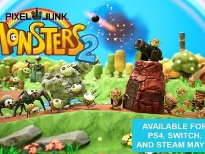 PSA: PixelJunk Monsters 2 Demo Releases Next Week