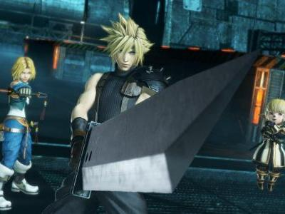Dissidia Final Fantasy NT Free Edition is out now for PC and Steam, but it's a disaster