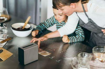 Sony's Xperia Touch projector lets you interact with any surface