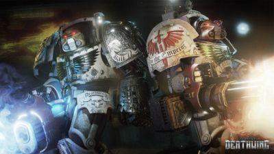 Space Hulk Deathwing Review - Steel Coffin