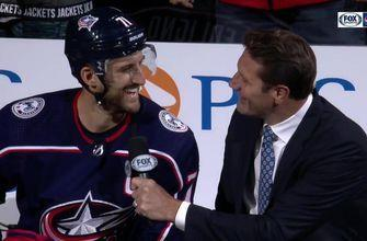 Nick Foligno: 'When we play like that, it's lethal'