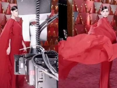 This Robot Shoots Stunning Slow-Mo Portraits on Red Carpets