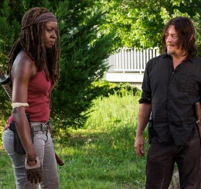 'The Walking Dead' finally reveals how Michonne and Daryl got their scars and the answer is intensely dark