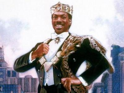 It's Official: Eddie Murphy Will Star In COMING TO AMERICA 2