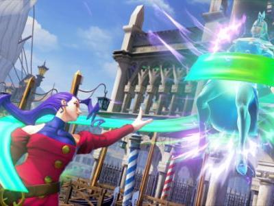 Take a look at Rose in Street Fighter 5 ahead of her launch tomorrow