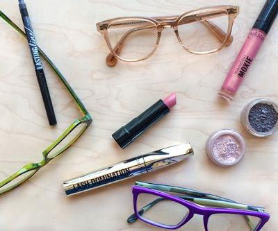 Easy Makeup Tips for Girls Who Wear Glasses