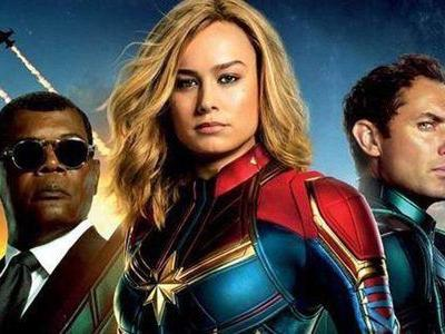 Daily Podcast: Captain Marvel, The Lord of the Rings, The Storyteller, Spielberg, Blumhouse