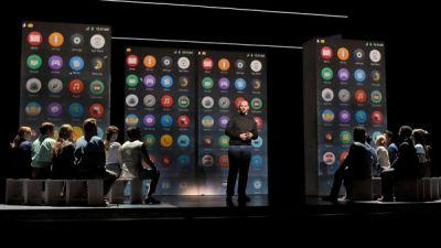 Sing Different: Steve Jobs' Life Becomes An Opera