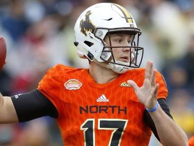 Potential No. 1 pick Josh Allen apologizes to Stephen A. Smith after offensive tweets resurface just before NFL Draft