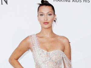 Bella Hadid Continues To Slay On The Red Carpet In Cannes