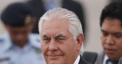 Tillerson urges calm on North Korea, says no imminent threat