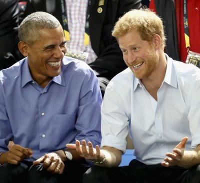 Prince Harry Interviewing Barack Obama Is What You Need RN