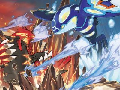 Groudon and Kyogre Are Now Available at GameStop