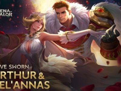 'Arena of Valor' News: Valentine's Day Events, Wiro Arrives, And Valor Series Week 2 Begins!