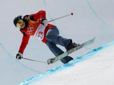Meet the woman known for skipping tricks during her Olympic freestyle halfpipe run