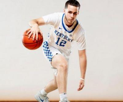 Kentucky coach John Calipari's son Brad enters transfer portal