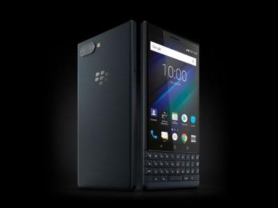 BlackBerry Key2 LE has landed in the UK