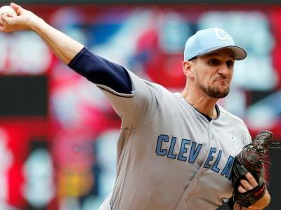Dan Otero agrees to 2-year contract with Indians