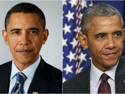 20 photos of US presidents at the beginning and end of their White House tenure