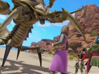 Sqaure Enix Is 'Undecided' on Whether Dragon Quest XI Switch Content Will Come to PS4