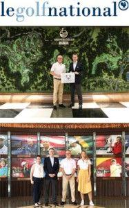 2018 Ryder Cup Venue Le Golf National Aligns With Wold's Largest Golf Club Mission Hills China
