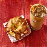 Dunkin' Donuts' Fall Menu Is Here - and It Includes Pumpkin AND Maple!