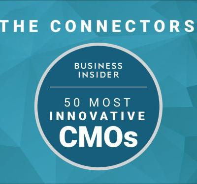 The 50 most innovative CMOs in the world 2017 - The Connectors