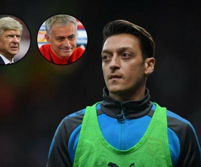 Gossip: Ozil 'tells team-mates he will move to Man Utd', Real Madrid 'regret not selling Bale', Chelsea players 'unhappy with Conte'