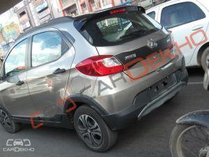 Tata Tiago NRG Spotted Ahead Of Launch Tomorrow