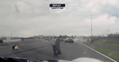 Here's A Recap Of The Best Le Mans Crashes In The First Eight Hours Of The Race