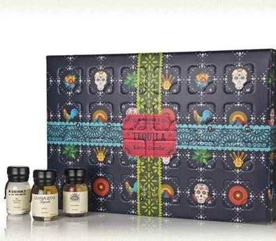 Drinks By The Dram's Tequila Advent Calendar Might Be The Best Countdown To Christmas Yet