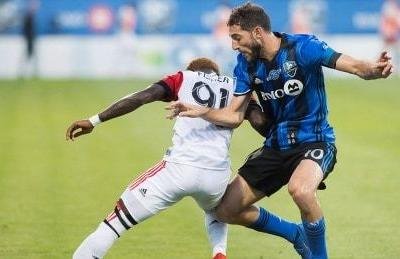 Impact settle for draw with last-place D.C. United