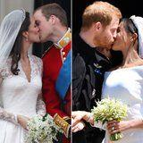 Ready For Some Royal Déjà Vu? See William and Harry's Wedding Pictures Side by Side