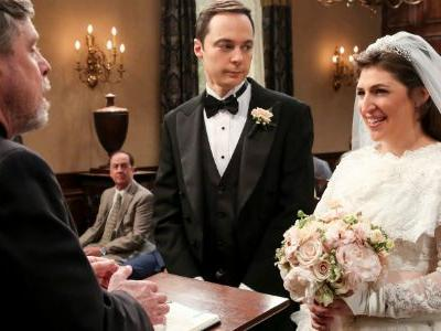 Why The Big Bang Theory's Meemaw Wasn't Around For Sheldon And Amy's Wedding