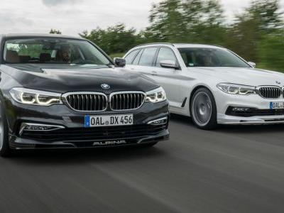 New 178MPH Alpina D5 S Is The Fastest Diesel On The Planet