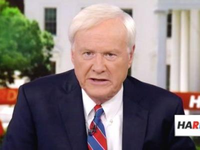 NBC Reportedly Paid Settlement to Former Employee Who Accused Chris Matthews of Harassing Her