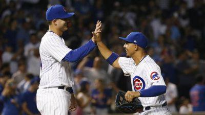 Homers by Bryant, Rizzo power Cubs to rout of Reds