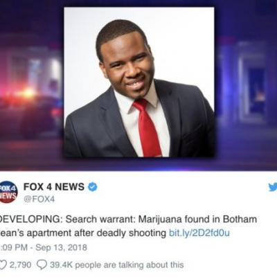 It Doesn't Matter That Cops Found Pot in Botham